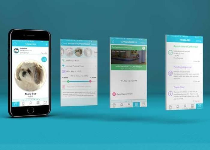 PetDesk App image
